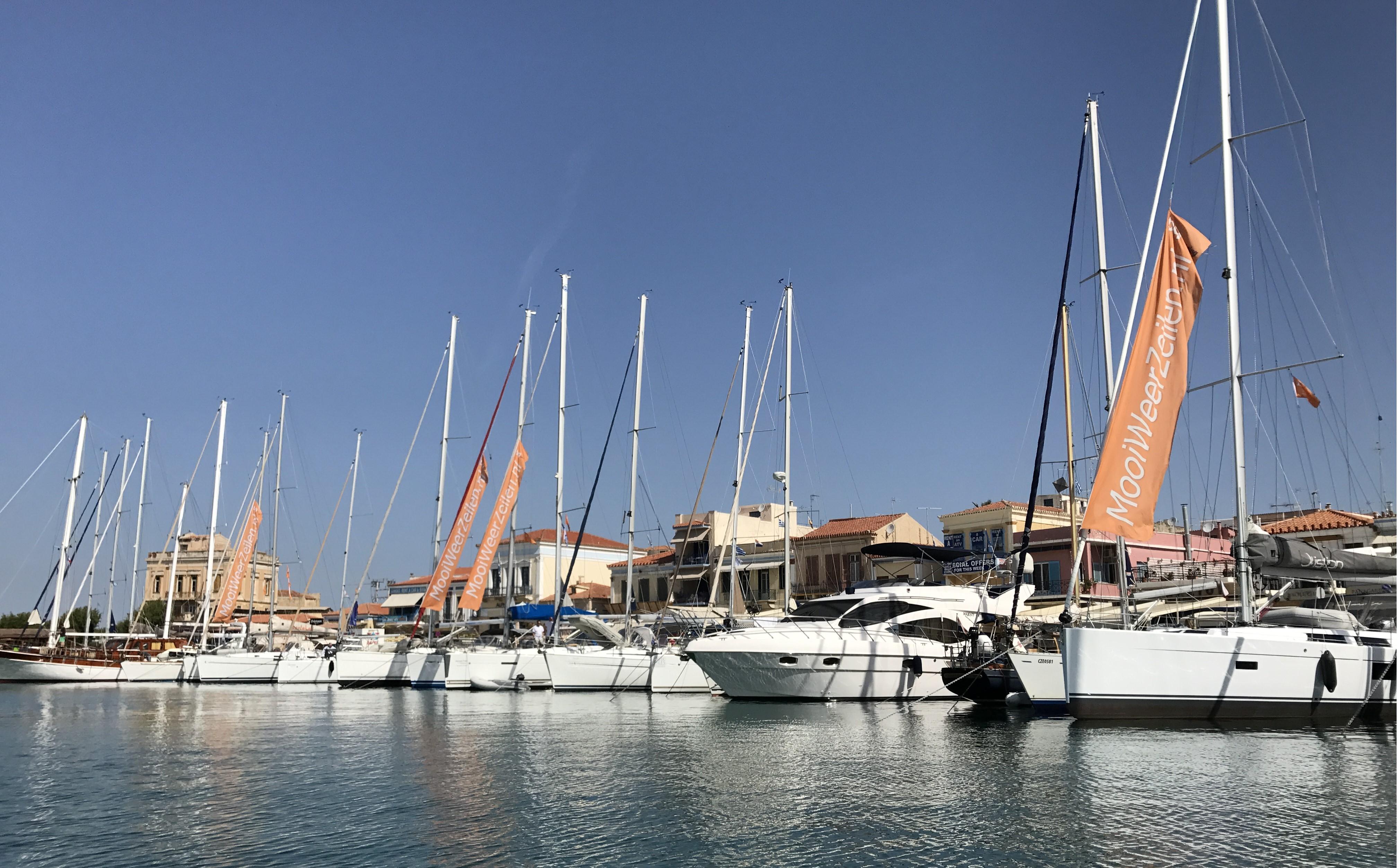 Catamaran huren, zeilen in de zon!